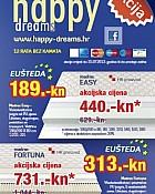 Happy Dreams katalog srpanj 2013