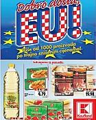 Kaufland katalog Dobrodošla EU!