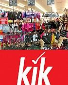 KiK tekstil ljeto