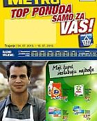 Metro katalog Top ponuda do 10.7.