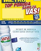 Metro katalog Top ponuda do 7.8.