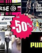 Peko akcija sport do -50%