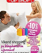 Topshop katalog vikend