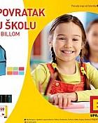 Billa katalog škola 2013