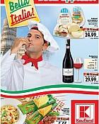 Kaufland katalog Italia do 14.8.