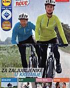Lidl katalog biciklizam, alati, moda, kuhinja