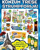 Konzum katalog Štrumpfovi do 2.10.