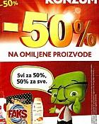 Konzum katalog kuponi -50% rujan