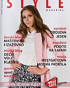 West Gate magazin jesen 2013