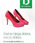 Deichmann katalog njega obuće