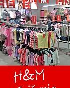 H&M sezonsko sniženje