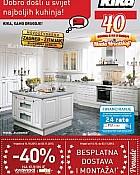 Kika katalog kuhinje akcija