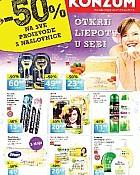 Konzum katalog Kozmetika