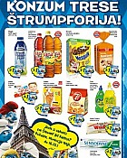 Konzum katalog Štrumpfovi do 16.10.