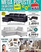 Mima namještaj katalog listopad 2013