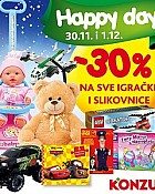 Konzum Top vikend