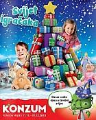 Konzum katalog Svijet igračaka