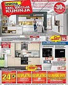 Lesnina katalog akcija kuhinje