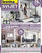 Lesnina katalog kupaonice