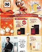 Muller katalog Parfumerija do 4.12.