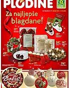 Plodine katalog Božić 2013