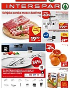 Interspar i Spar katalog do 19.11.