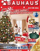 Bauhaus katalog Božić