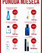 Douglas parfumerija ponuda mjeseca prosinac
