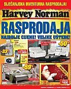 Harvey Norman katalog inventurna rasprodaja siječanj