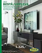 Ikea katalog Dnevni boravak 2014, Austria