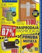 Jysk katalog siječanjska rasprodaja