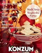 Konzum katalog Blagdanski vodič