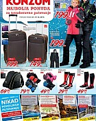 Konzum katalog Skijanje