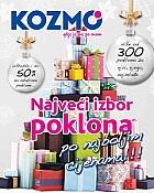 Kozmo katalog pokloni