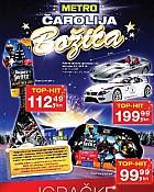Metro katalog igračke