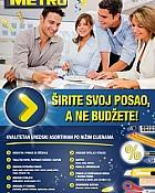 Metro katalog Ured prosinac
