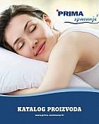 Prima namještaj katalog Spavanje