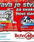 Technomarket katalog Božić