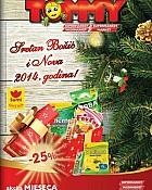 Tommy katalog prosinac 2013