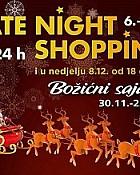Westa Gate noćni shopping popusti do 8.12.