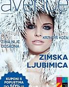 Avenue Mall magazin siječanj 2014