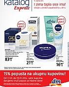DM katalog Express siječanj 2014