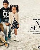 H&M katalog Kids siječanj 2014