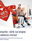 DM katalog -40% sniženi mirisi  Valentinovo