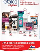 Dm katalog Express do 28.2.