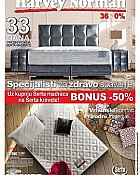 Harvey Norman katalog Spavanje