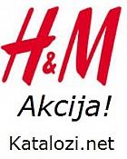H&M akcija 2 za 1!