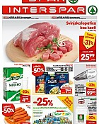 Interspar i Spar katalog do 4.3.