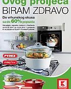 Kaufland katalog Pyrex