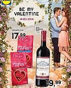 Lidl katalog Valentinovo